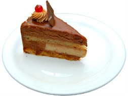 Мини-торт Карузель