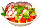 Салат овощной - фото 19660