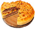 Осетинский пирог с говядиной - фото 19661